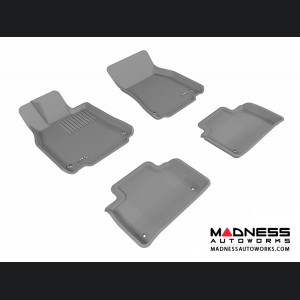 Lexus LS460 Floor Mats (Set of 4) - Gray by 3D MAXpider