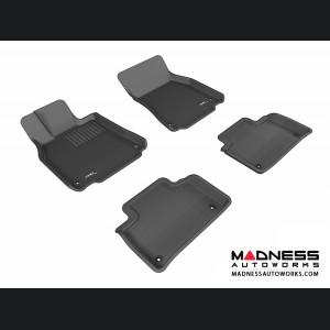 Lexus LS460 Floor Mats (Set of 4) - Black by 3D MAXpider