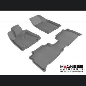 Lexus RX350/ RX330 Floor Mats (Set of 3) - Gray by 3D MAXpider