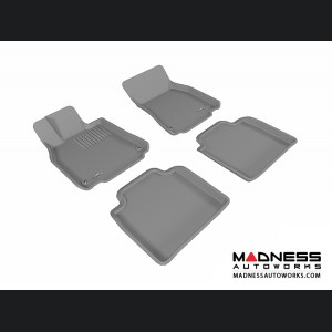 Lexus LS460L Floor Mats (Set of 4) - Gray by 3D MAXpider