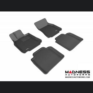 Lexus LS460L Floor Mats (Set of 4) - Black by 3D MAXpider
