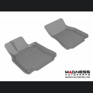 Lexus LS460/ LS460L Floor Mats (Set of 2) - Front - Gray by 3D MAXpider