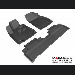 Lexus RX350/ RX450H Floor Mats (Set of 3) - Black by 3D MAXpider