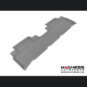 Lexus RX350/ RX450H Floor Mat - Rear - Gray by 3D MAXpider