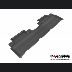 Lexus RX350/ RX450H Floor Mat - Rear - Black by 3D MAXpider