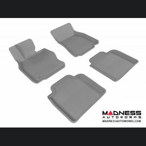 Lexus LS600HL Floor Mats (Set of 4) - Gray by 3D MAXpider