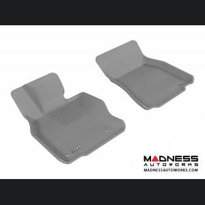 Lexus LS600HL Floor Mats (Set of 2) - Front - Gray by 3D MAXpider