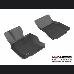 Lexus LS600HL Floor Mats (Set of 2) - Front - Black by 3D MAXpider