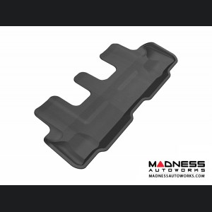Lexus GX460 Floor Mat - 3rd Row - Black by 3D MAXpider