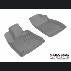 Lexus RX350/ RX450H Floor Mats (Set of 2) - Front - Gray by 3D MAXpider