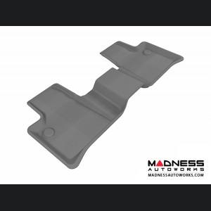 Mercedes Benz ML-Class (W166) Floor Mat - Rear - Gray by 3D MAXpider