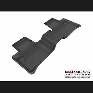 Mercedes Benz ML-Class (W166) Floor Mat - Rear - Black by 3D MAXpider