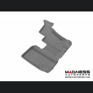 Mercedes Benz GL-Class (X164) Floor Mat - 3rd Row - Gray by 3D MAXpider