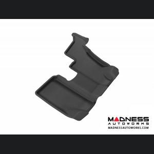 Mercedes Benz GL-Class (X164) Floor Mat - 3rd Row - Black by 3D MAXpider
