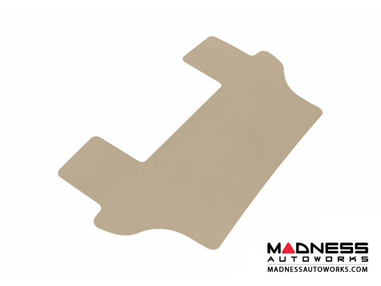 Mercedes-Benz R300/ R350/ R500 Floor Mat - 3rd Row - Tan by 3D MAXpider