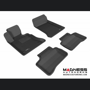 Mercedes Benz GLK-Class Floor Mats (Set of 4) - Black by 3D MAXpider