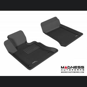 Mercedes Benz GLK-Class Floor Mats (Set of 2) - Front - Black by 3D MAXpider