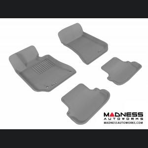 Mercedes Benz E-Class (C207) Floor Mats (Set of 4) - Gray by 3D MAXpider