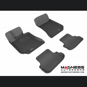 Mercedes Benz E-Class (C207) Floor Mats (Set of 4) - Black by 3D MAXpider