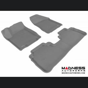 Nissan Murano Floor Mats (Set of 3) - Gray by 3D MAXpider