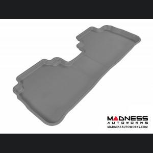 Nissan Murano Floor Mat - Rear - Gray by 3D MAXpider