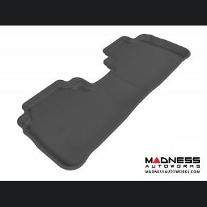 Nissan Murano Floor Mat - Rear - Black by 3D MAXpider