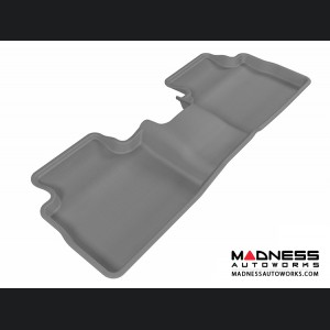 Nissan Rogue Floor Mat - Rear - Gray by 3D MAXpider