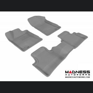 Nissan Maxima Floor Mats (Set of 3) - Gray by 3D MAXpider