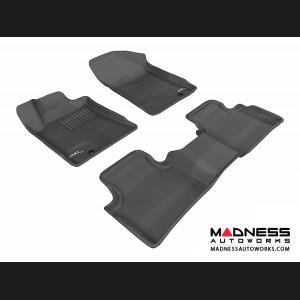 Nissan Maxima Floor Mats (Set of 3) - Black by 3D MAXpider