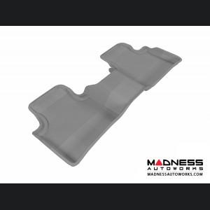 Nissan Maxima Floor Mat - Rear - Gray by 3D MAXpider