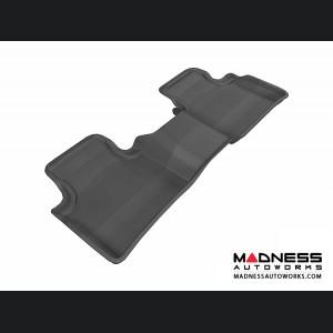Nissan Maxima Floor Mat - Rear - Black by 3D MAXpider