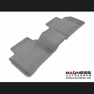 Nissan Altima Sedan Floor Mat - Rear - Gray by 3D MAXpider