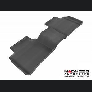 Nissan Altima Sedan Floor Mat - Rear - Black by 3D MAXpider