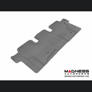 Infiniti JX Floor Mat - Rear - Gray by 3D MAXpider