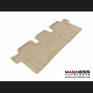 Infiniti JX Floor Mat - Rear - Tan by 3D MAXpider