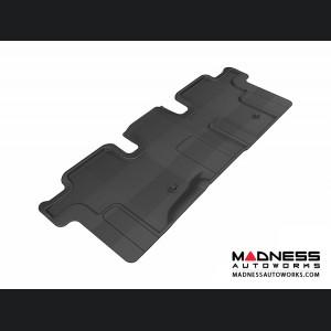 Infiniti JX Floor Mat - Rear - Black by 3D MAXpider