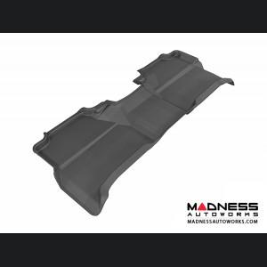 Nissan Frontier Crew Cab Floor Mat - Rear - Black by 3D MAXpider
