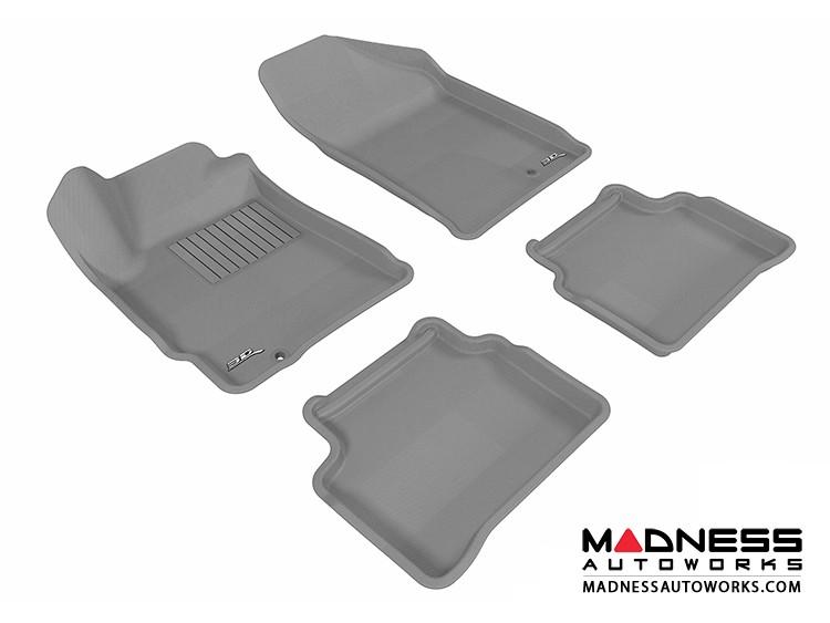 Nissan Altima Floor Mats (Set of 4) - Gray by 3D MAXpider