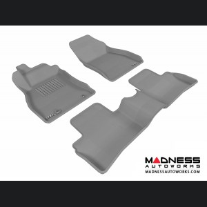 Nissan Juke Floor Mats (Set of 3) - Gray by 3D MAXpider