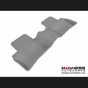 Nissan Juke Floor Mat - Rear - Gray by 3D MAXpider