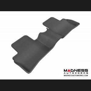 Nissan Juke Floor Mat - Rear - Black by 3D MAXpider