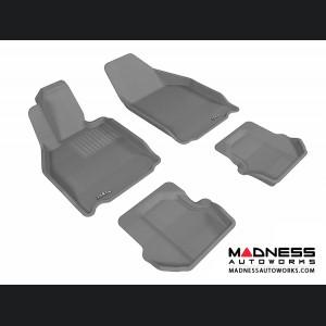 Porsche 911 Floor Mats (Set of 4) - Gray by 3D MAXpider
