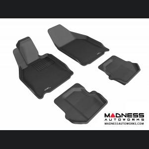 Porsche 911 Floor Mats (Set of 4) - Black by 3D MAXpider