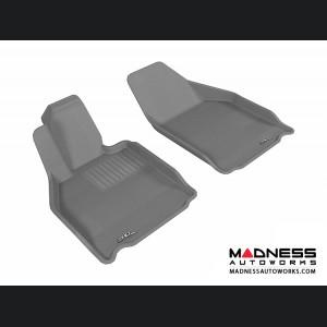Porsche 911 Floor Mats (Set of 2) - Front - Gray by 3D MAXpider