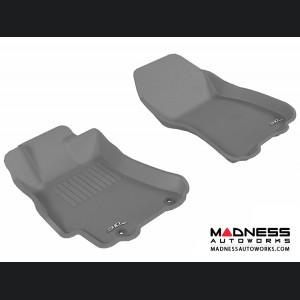 Subaru Legacy/ Outback Floor Mats (Set of 2) - Front - Gray by 3D MAXpider