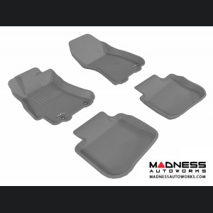 Subaru Outback Floor Mats (Set of 4) - Gray by 3D MAXpider
