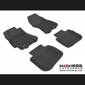 Subaru Outback Floor Mats (Set of 4) - Black by 3D MAXpider