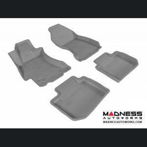 Subaru XV Crosstrek Floor Mats (Set of 4) - Gray by 3D MAXpider
