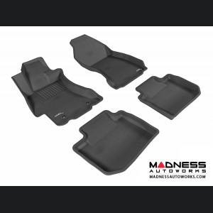 Subaru XV Crosstrek Floor Mats (Set of 4) - Black by 3D MAXpider