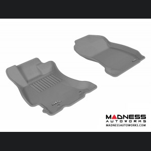 Subaru Forester Floor Mats (Set of 2) - Front - Gray by 3D MAXpider